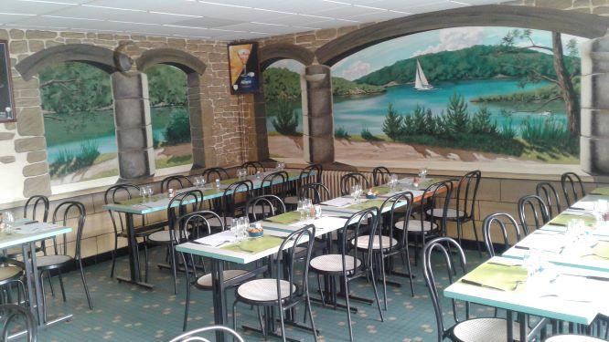 Restaurant avec 7 chambres d 39 h tes centre ville 22 - Chambre d hote a rome centre ville ...